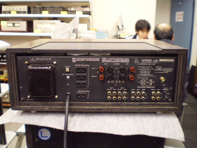 L-68A LUXMAN 画像