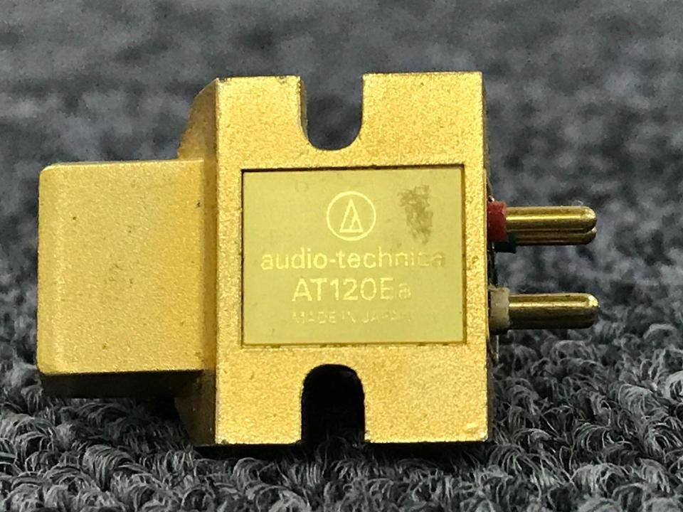 AT120Ea audio technica 画像