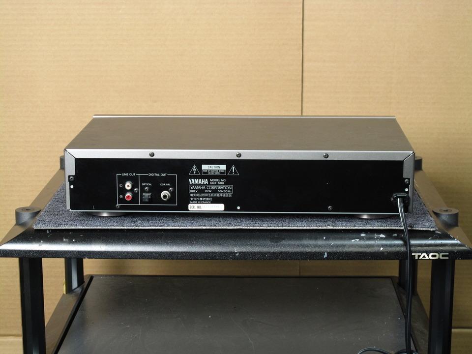 CDX-590 YAMAHA 画像