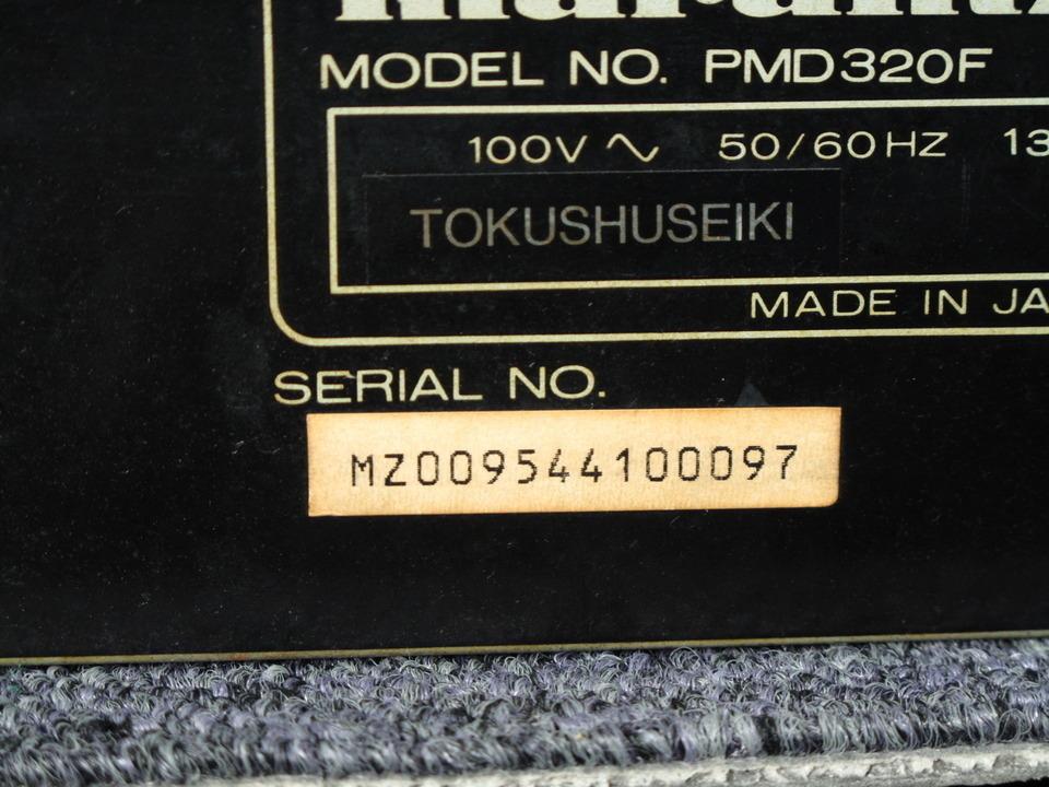 PMD320 MARANTZ 画像