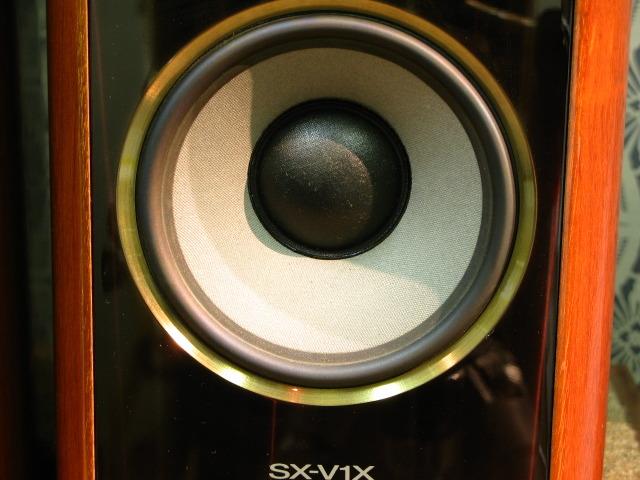 SX-V1X-M Victor  スピーカー(国産製品) image[f]