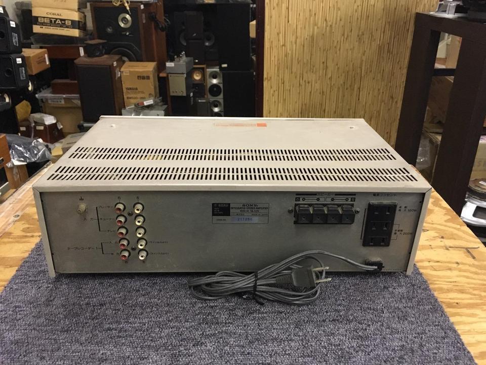 TA-535 SONY 画像