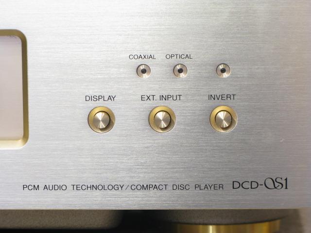 DCD-S1 DENON 画像
