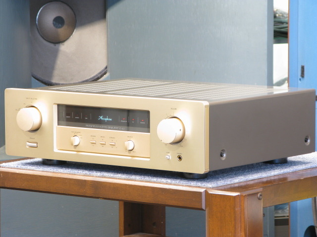 E-210A Accuphase 画像