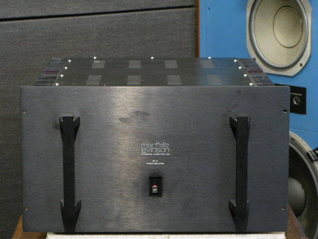 ML-3 Mark Levinson - HiFi-Do McIntosh/JBL/audio-technica/Jeff