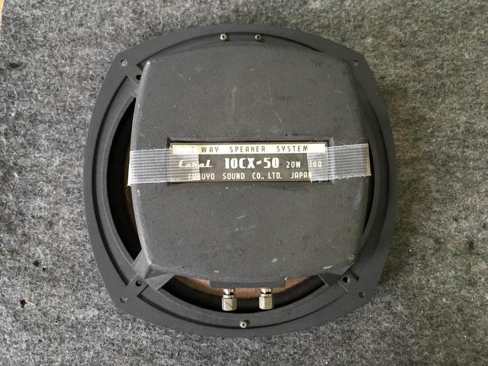 10CX-50 CORAL 画像