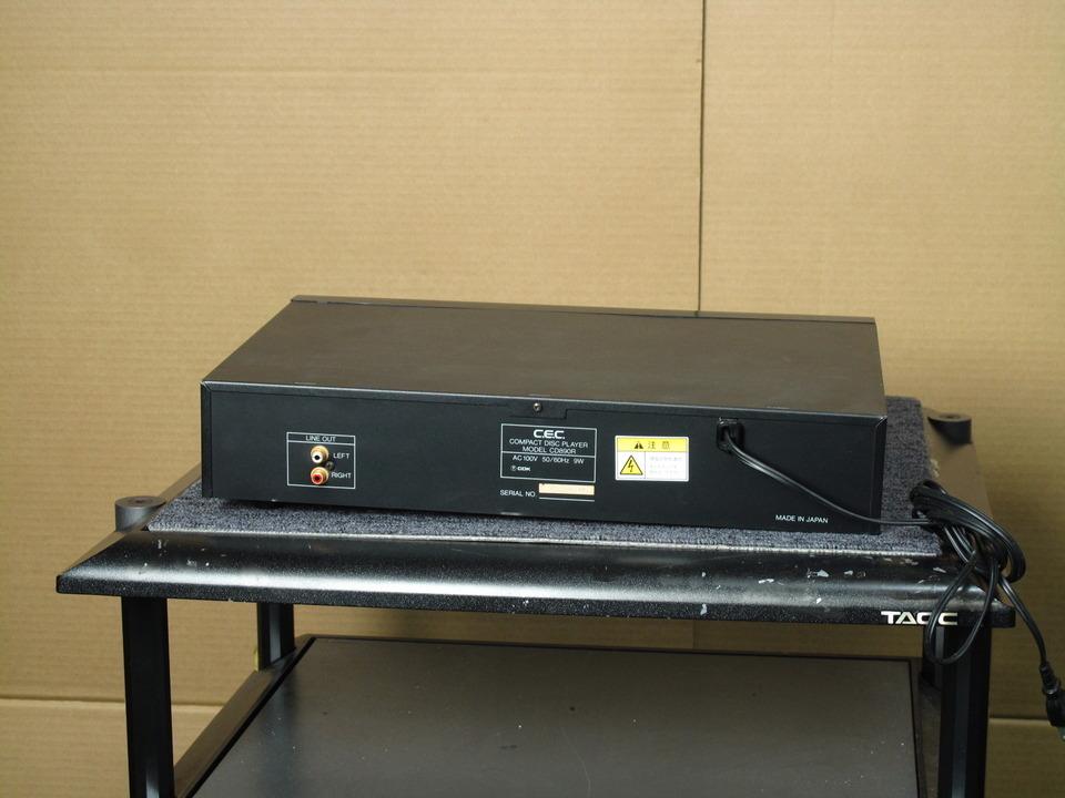 CD890R CEC 画像