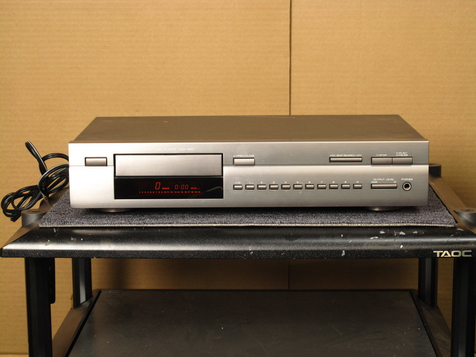 CDX-490 YAMAHA 画像
