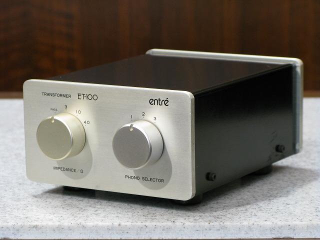 ET-100 entre アントレー 昇圧トランス image[b]