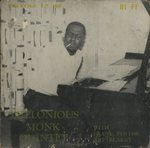 THELONIOUS MONK QUINTET FEATURING FRANK FOSTER