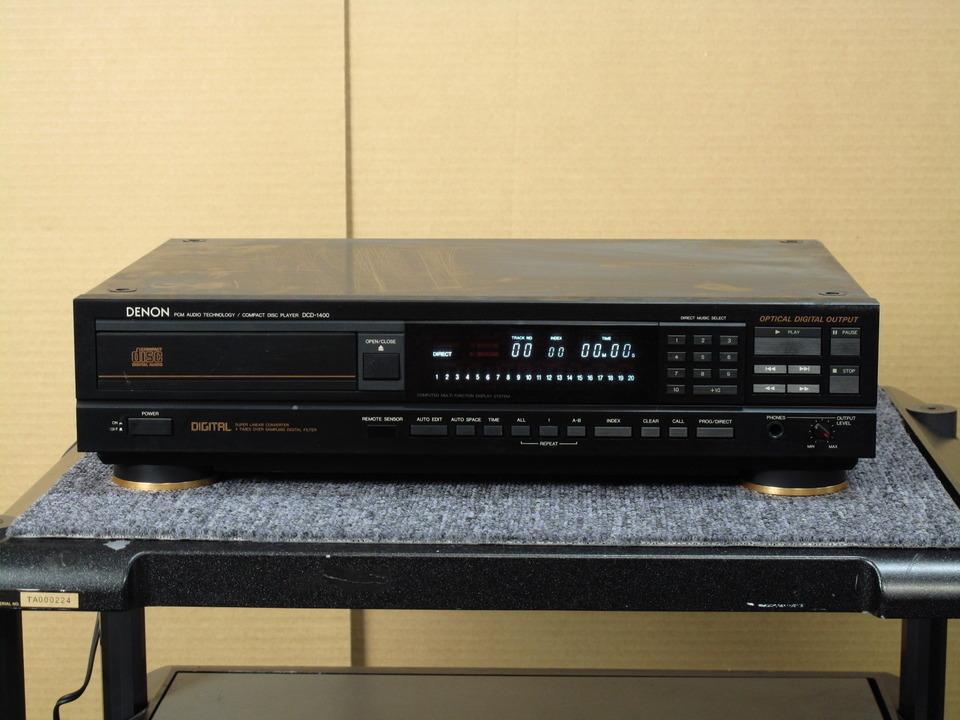 DCD-1400 DENON 画像
