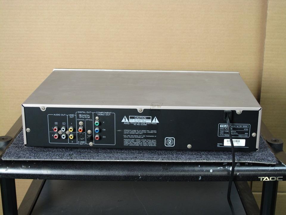 DV-3000 TEAC 画像