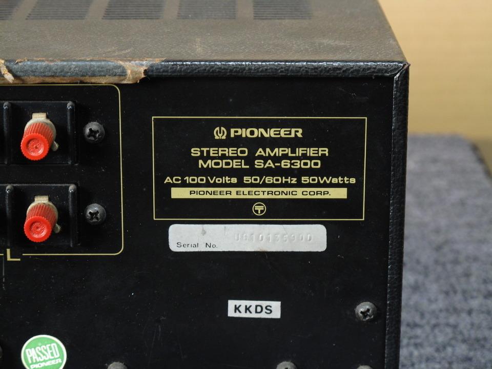 SA-6300 PIONEER 画像