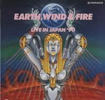 EARTH,WIND & FIRE LIVE IN JAPAN '90