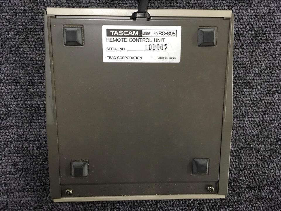 RC-808 TASCAM 画像