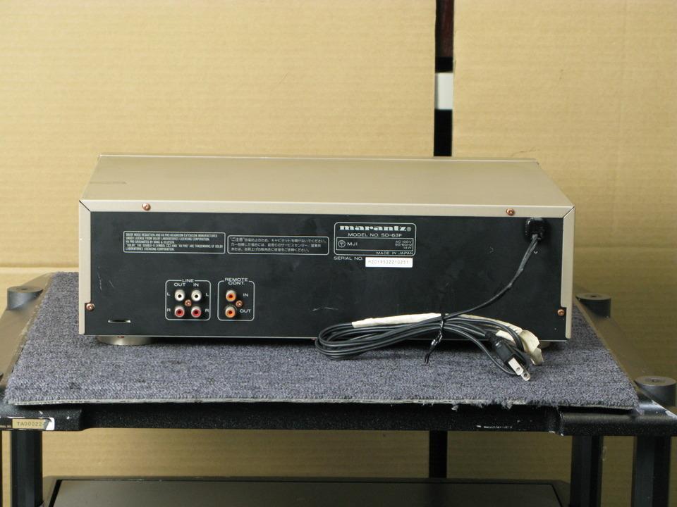 SD-63 marantz 画像