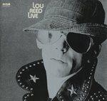 LOU REED LIVE/LOU REED
