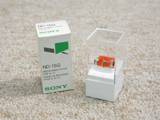 ND-15G SONY 画像