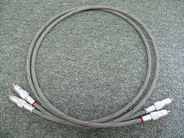 SR IC CABLE/1.0m GOLDMUND 画像