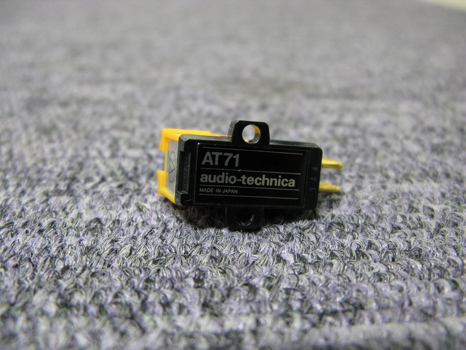 AT71 audio-technica 画像