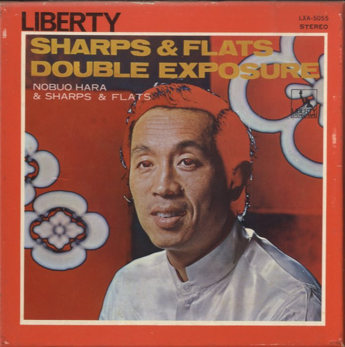 DOUBLE EXPROSURE/SHARPS & FLATS 原信夫 画像