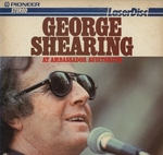 GEORGE SHEARING AT AMBASSADOR AUDITORIUM