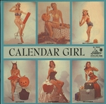CALENDAR GIRL/JULIE LONDON
