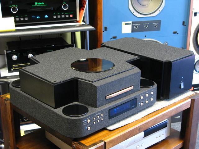 P-0s VUK(最終型オリジナル) ESOTERIC 画像