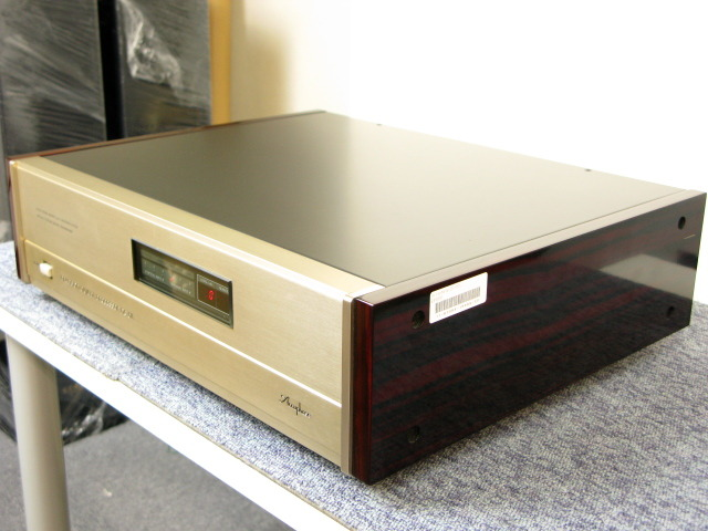 DC-81L Accuphase 画像