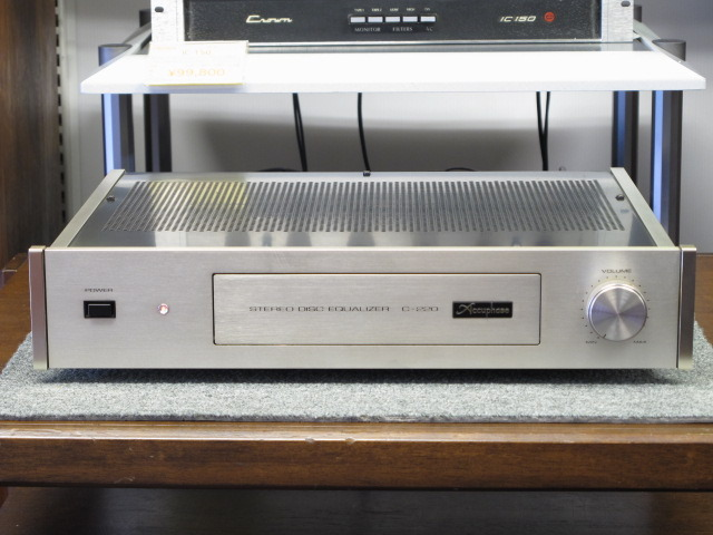 C-220 Accuphase 画像