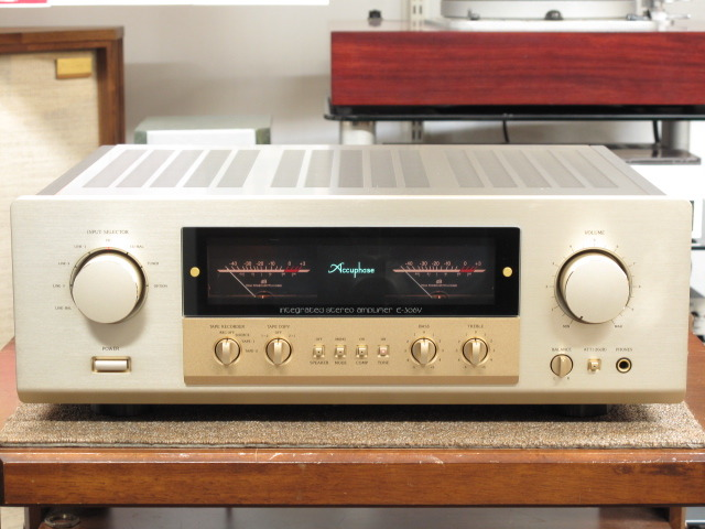 E-306V Accuphase 画像