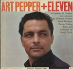 ART PEPPER+ELEVEN