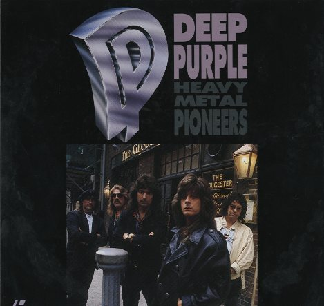 HEAVY METAL PIONEERS/DEEP PURPLE  画像