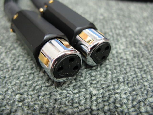 XLR-1.0F/1.0m ACOUSTIC REVIVE 画像