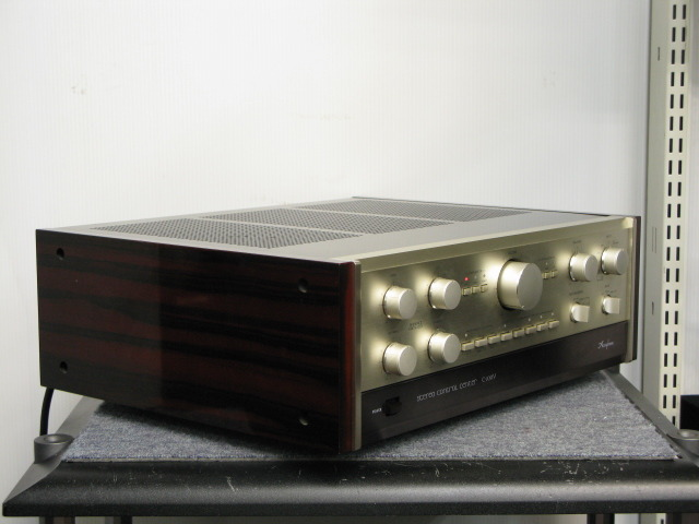 C-200V Accuphase 画像