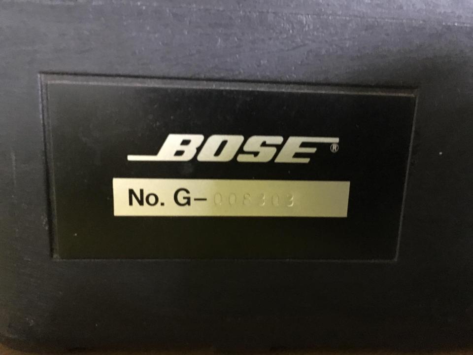 101MM BOSE 画像