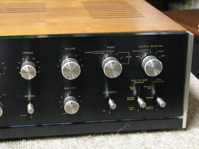 AU-888 SANSUI 画像