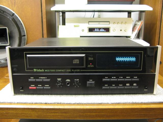MCD7000 McIntosh 画像