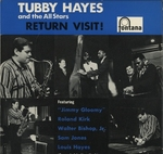 RETURN VISIT!/TUBBY HAYES