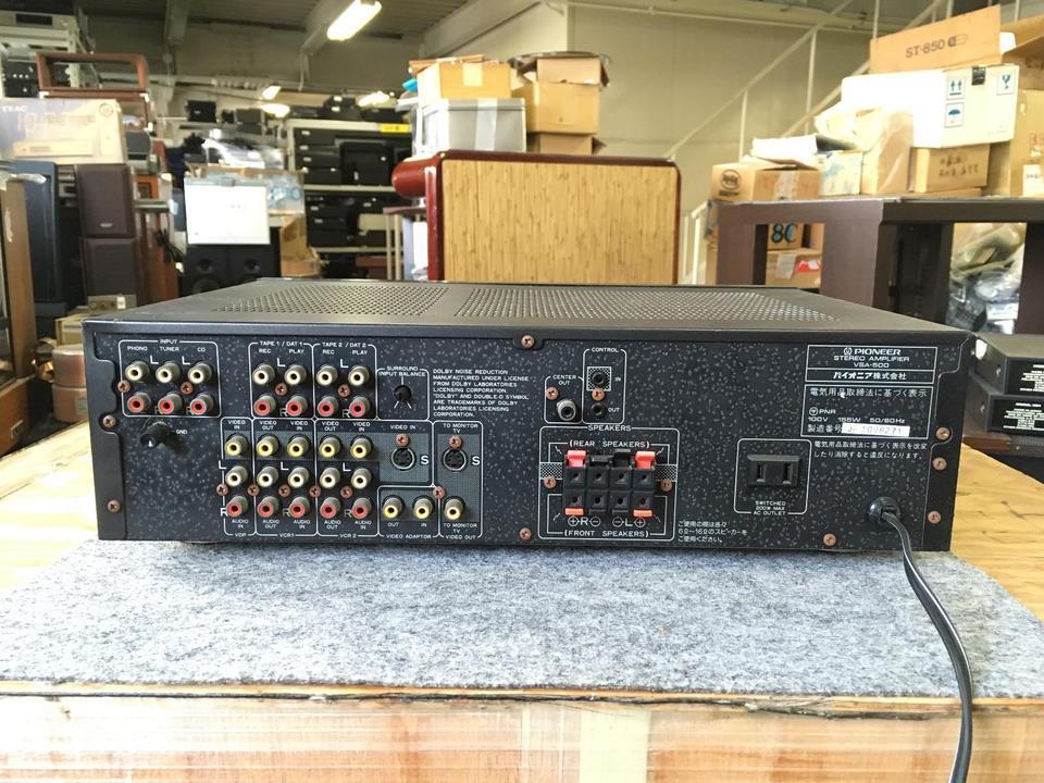 VSA-500 PIONEER 画像