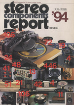 STEREO COMPONENTS REPORT 1994