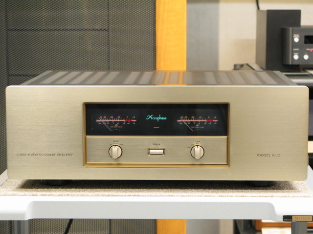 A-20 Accuphase 画像