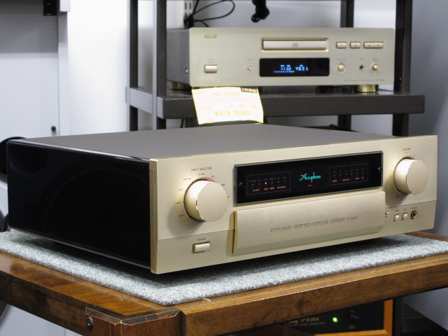 C-2410 Accuphase 画像