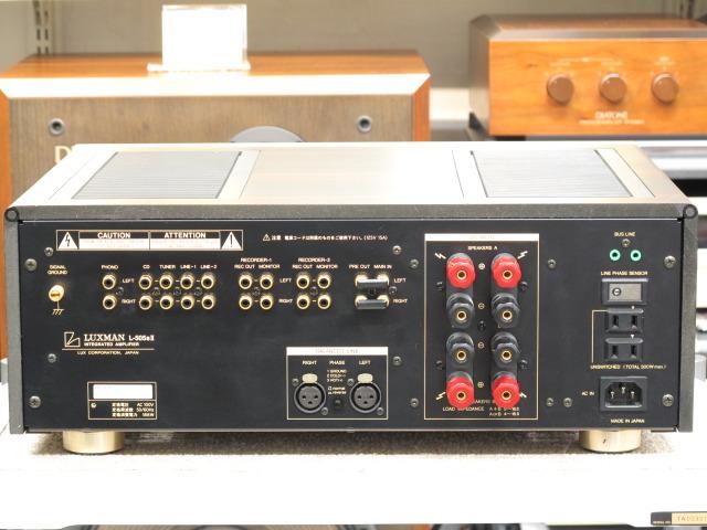 L-505s2 LUXMAN 画像
