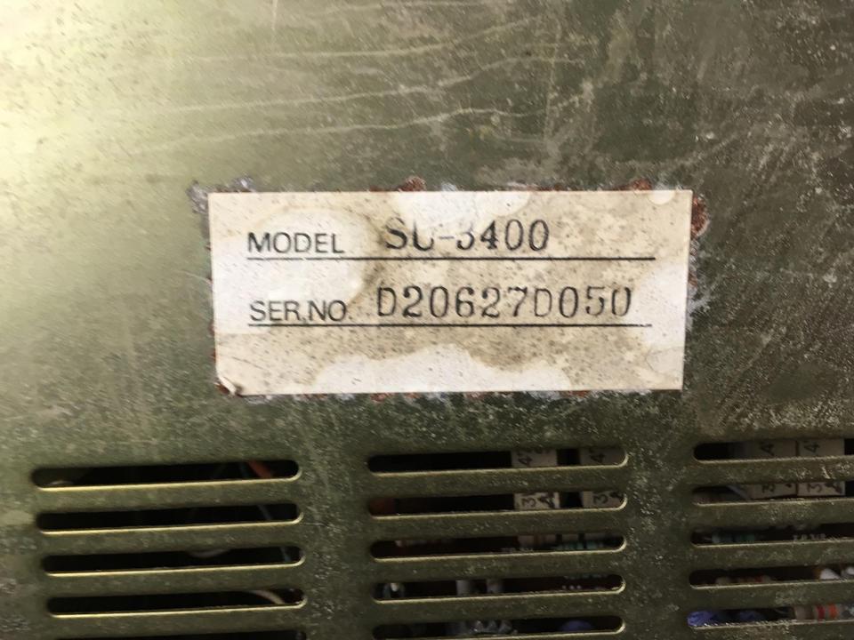 SU-3400 Technics 画像