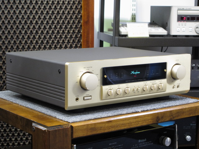 C-245 Accuphase 画像