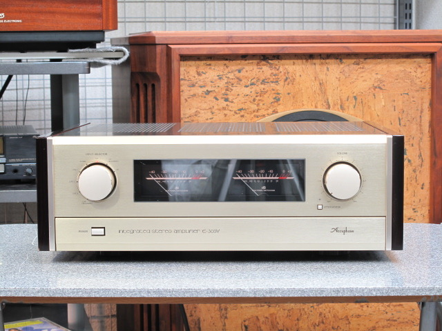 E-305V Accuphase 画像
