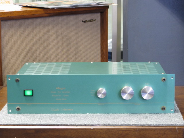 Allegro 604S Shindo Laboratory 画像