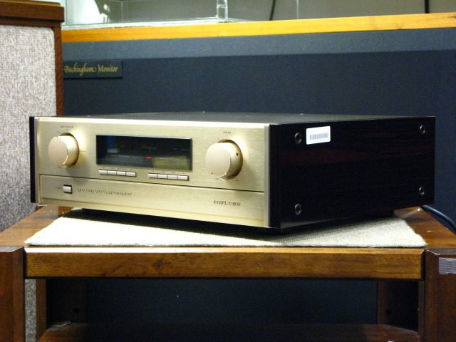 C-270V Accuphase 画像