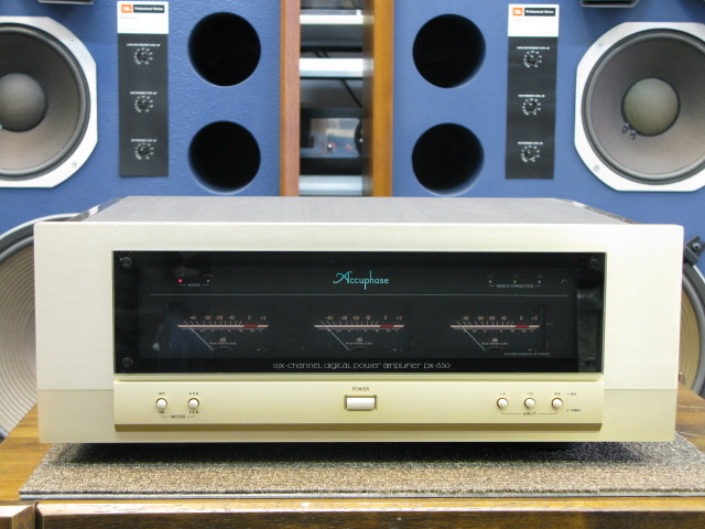 PX-650 Accuphase 画像